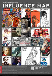 Influence Map by pietro-ant