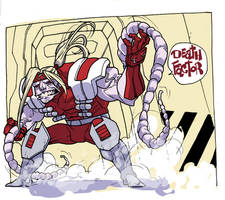 Omega Red rise by pietro-ant
