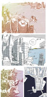 City sketchs by pietro-ant