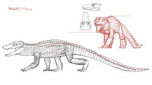 Araripesuchus