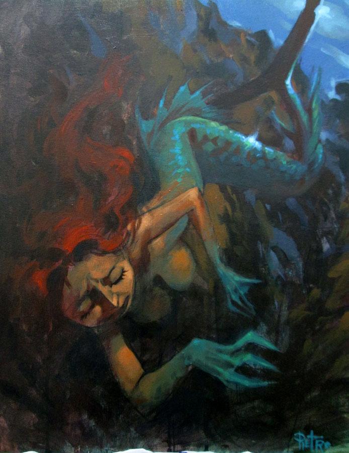 Mermaid by pietro-ant