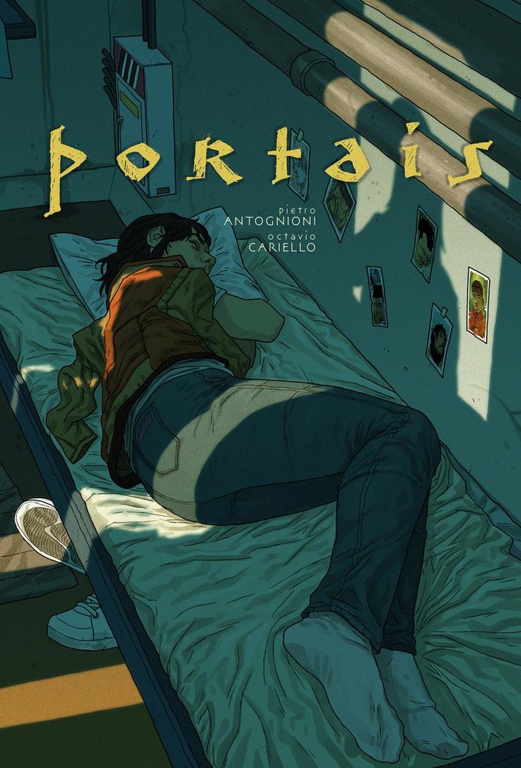 Portais Art Cover by pietro-ant