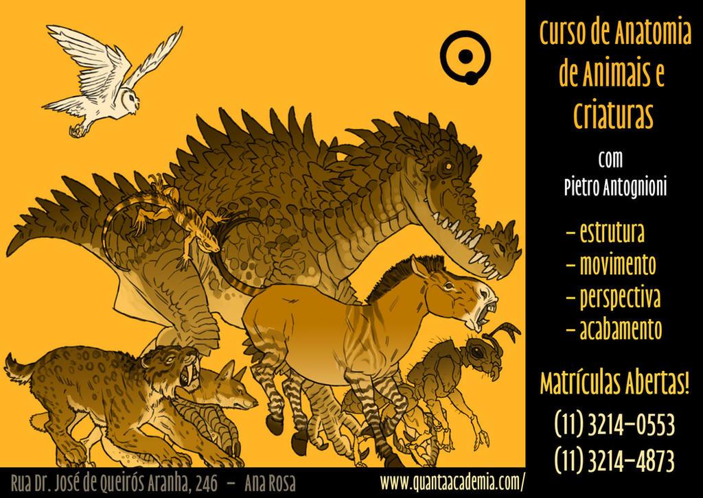 Curso de Ferias 2015 by pietro-ant