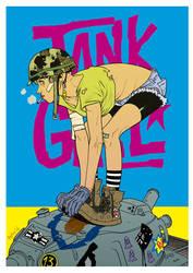 Tank Girl  by pietro-ant