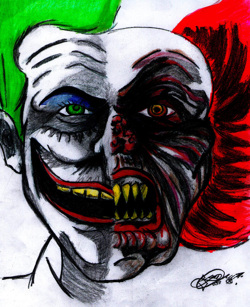 Imagenes de los payasos joker - Imagui