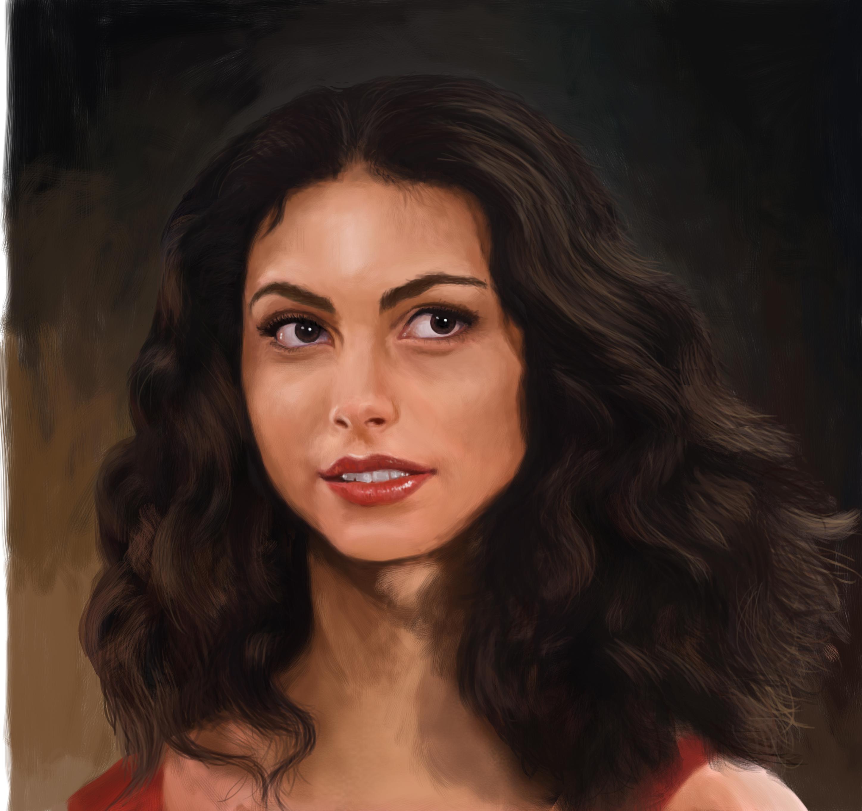 Inara Serra from Firefly tv show