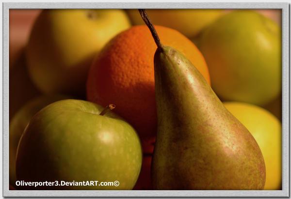 Fruit by oliverporter3