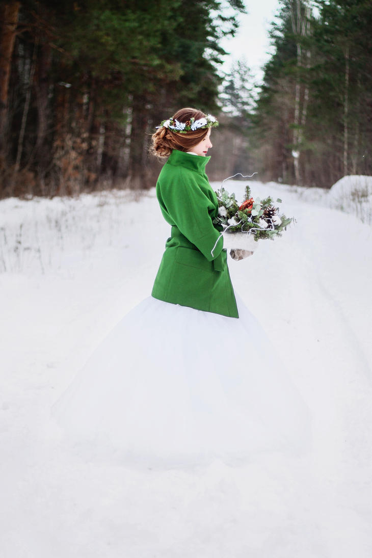 Wedding day by Teyvilin