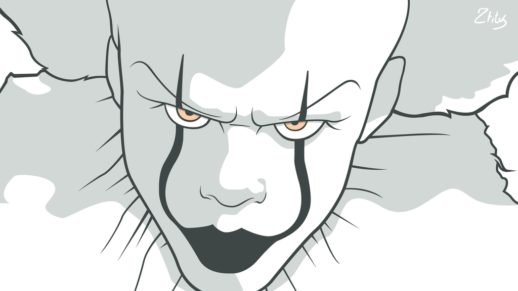 It - Pennywise by Ztitus