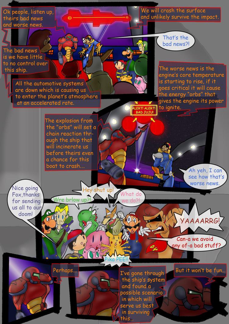 Super Smash Bros comic C4-06 by SmashOrigins