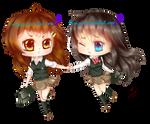 COM - Jenna and Chii