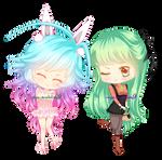 COM - Miwa and Nadine