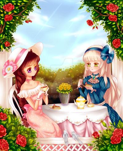 CON - Tea time
