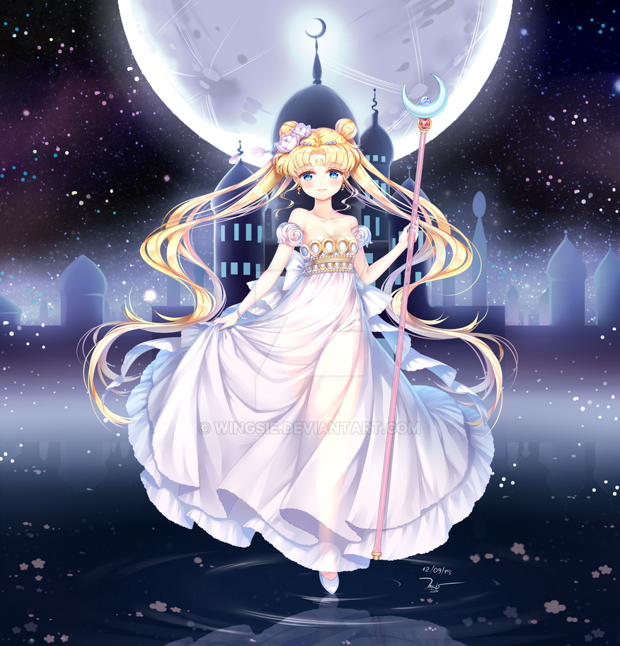 princess serenity and - photo #40