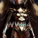 Wonder Woman 84 Cover 1
