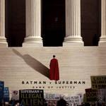Batman v Superman Cover 2