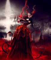 The seven deadly sins: WRATH by KimFuentebella