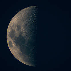 Moon: Second Phase