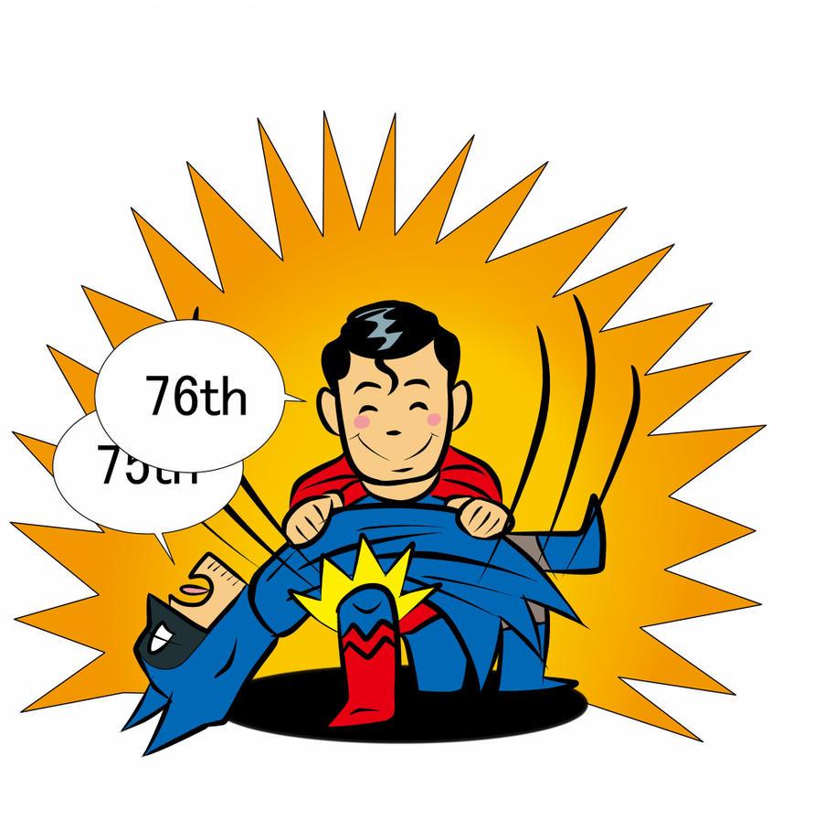 superman batman by Ittonn-da
