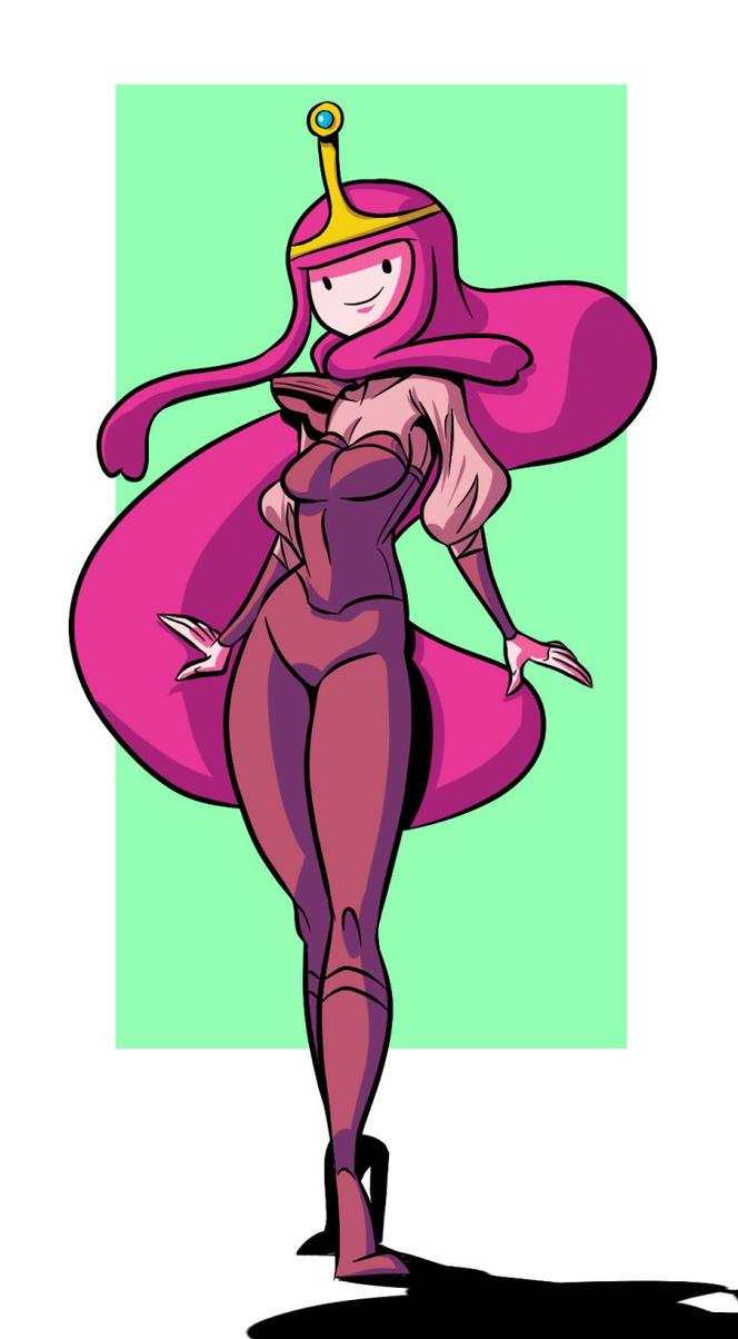 princess bubblegum by Ittonn-da