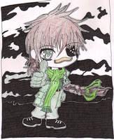 Chibi Hellsing, Pip Bernadette by Mikki-Ailron