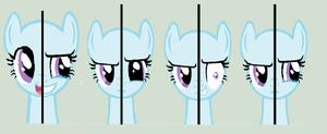 Pony 2 sides base