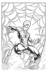 The Amazing Spider-Man Inks