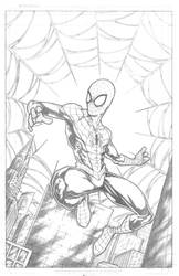 The Amazing Spider-Man Pencils