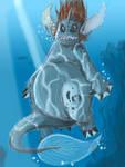 Aquatic Demon