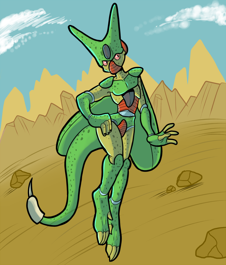 Female Imperfect Cell by Coffeetology on DeviantArt