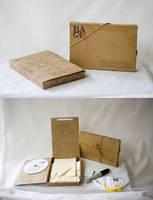 Battle of LA CD Package by SolarstoneEnterprise