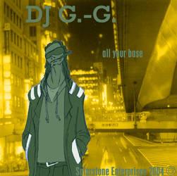 DJ GG in Shibuya by SolarstoneEnterprise