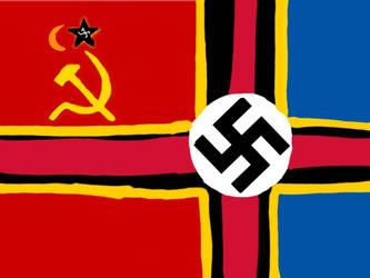 my oc darkside flag Ruzina