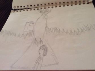 Unfinished sketche I made