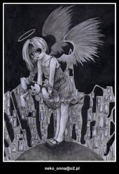 Aniolek by Mary-neko