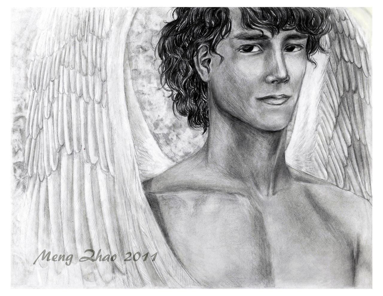 .: Guardian Angel :. by moonlightamber on deviantART