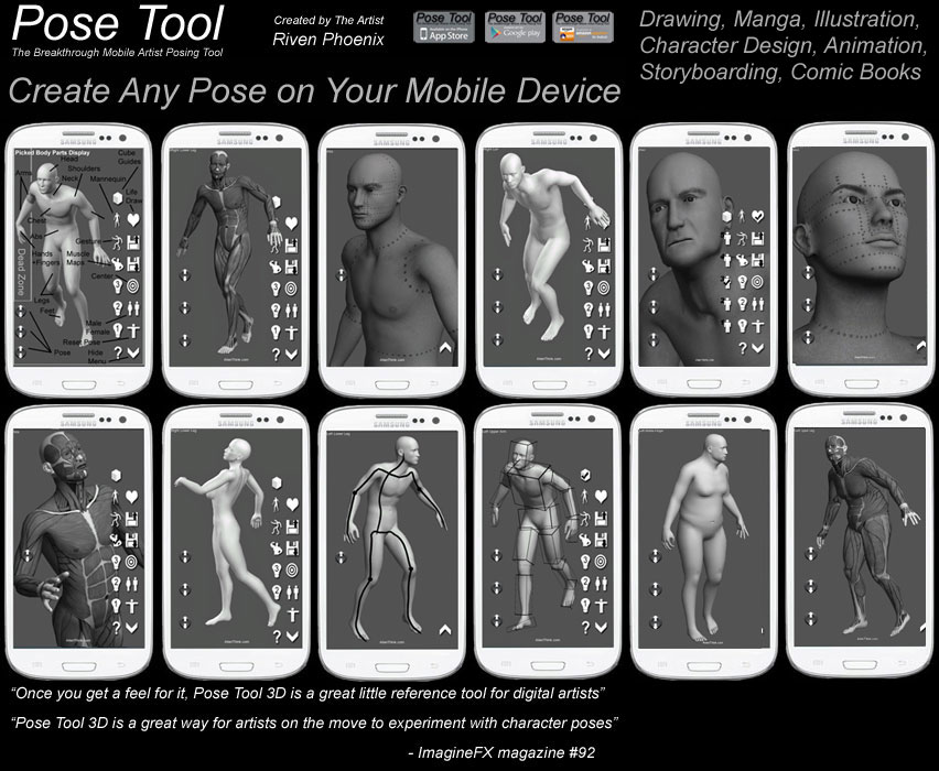 Great Apps for Artists! by AlexRammsteiner on DeviantArt