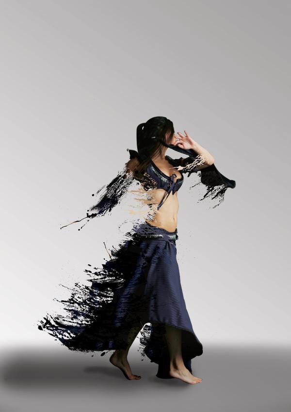 Dancer by johnbizzle