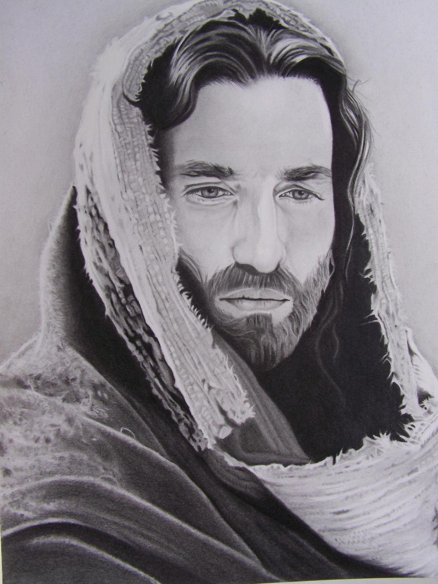 Jesus By Fabichaco On DeviantArt