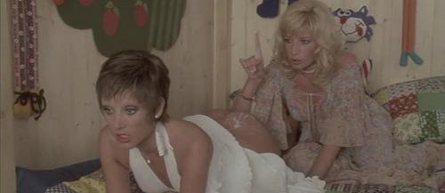 Barbara Bouchet and Monica Vitti by slr1238