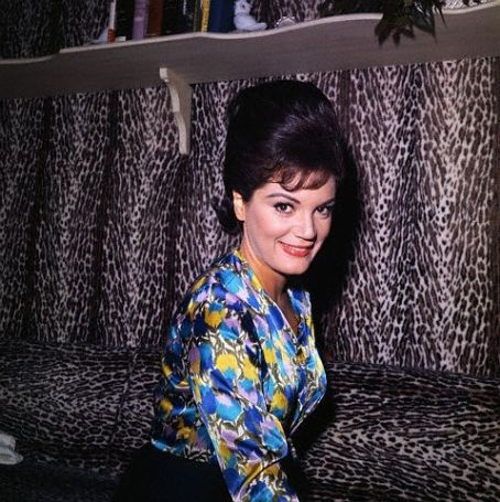 Connie Francis beauty by slr1238
