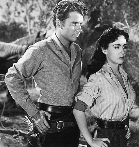 Audie Murphy And Susan Cabot By Slr1238 On Deviantart