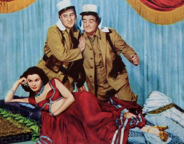 Image result for patricia medina and lou costello