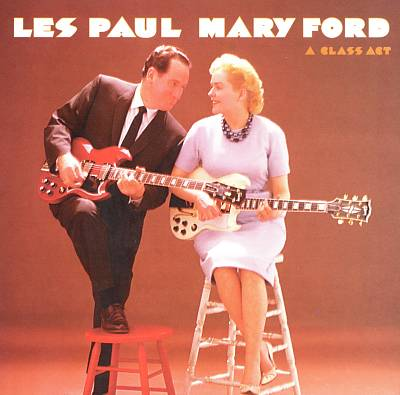 les paul and mary ford a class act by slr1238 on deviantart. Cars Review. Best American Auto & Cars Review