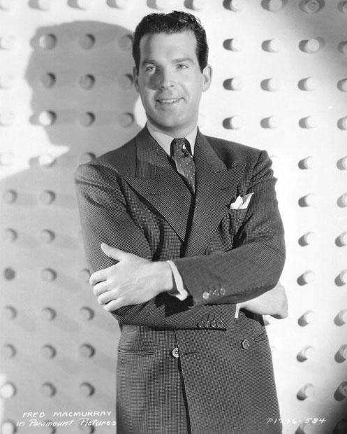 Fred MacMurray 1939 by slr1238