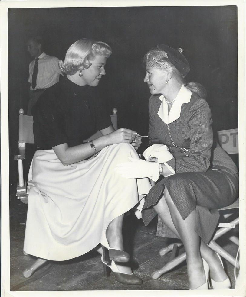 Doris and Ginger 1951 by slr1238
