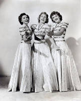 Andrews Sisters cute