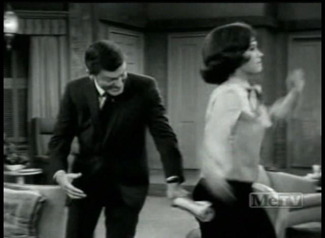Dick Van Dyke,Mary Tyler Moore by slr1238