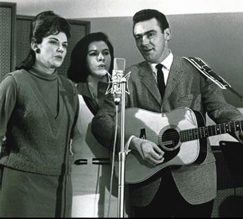 The Browns 1950s 1960s Singing Group By
