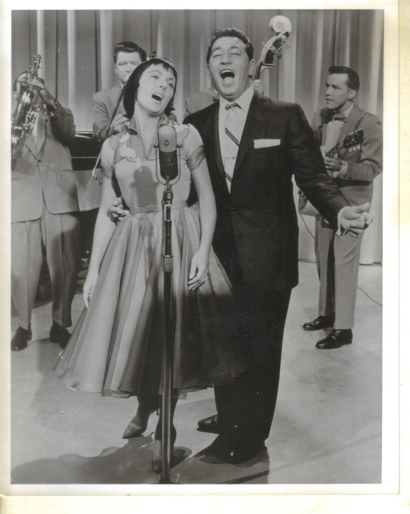 Louis Prima And Keely Smith - Sentimental Journey / Baby Won't You Please Come Home